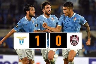 Europa League: Correa castiga il Cluj, la Lazio continua nel sogno qualificazione