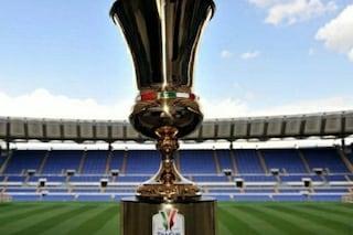 Coppa Italia, sorteggio ottavi di finale: anche Inter, Milan, Juve giocheranno in casa
