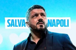 """Napoli, Gennaro Gattuso è il nuovo allenatore: """"Non fate paragoni con Ancelotti"""""""