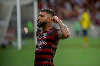 Calciomercato, Gabigol via dall'Inter: tutto pronto per il summit col Flamengo