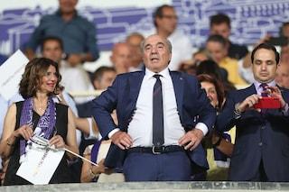 """Fiorentina, Commisso: """"Sono arrabbiato con tutti. Montella? Vediamo con l'Inter"""""""