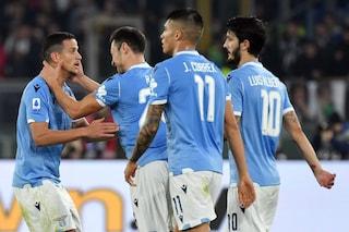 Lazio verticale, Luis Alberto uomo in più: così Inzaghi dà scacco a Sarri e alla Juve