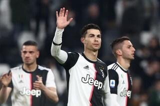 """Cristiano Ronaldo promuove il tridente della Juventus: """"Sì, anche contro squadre più forti"""""""
