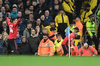 """Man City, comunicato contro il razzismo subito dopo il derby: """"Colpevoli banditi a vita"""""""