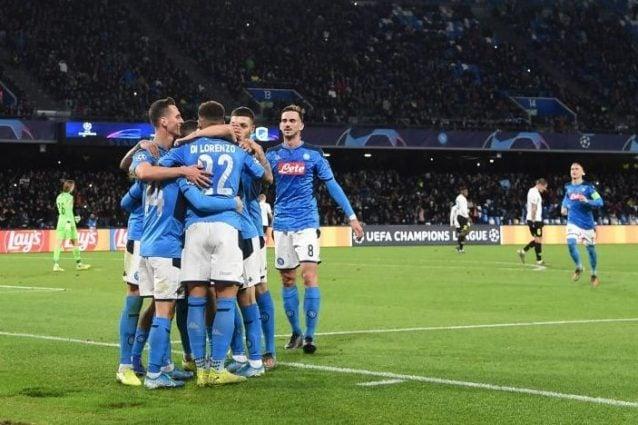Napoli, il commiato di Ancelotti