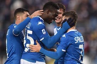 Serie A, Brescia-Lecce: 3-0, tanto gioco e gli applausi del Rigamonti