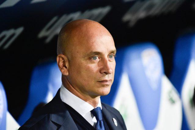 Brescia; Corini: 'Questa ritorno è una vittoria'
