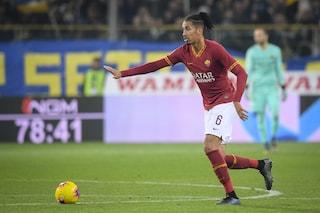 Inghilterra, Southgate torna a seguire Smalling: il ct inglese a San Siro per Inter-Roma