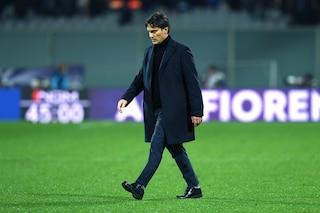 Fiorentina, l'esonero è dietro l'angolo per Montella: decisiva la Coppa Italia