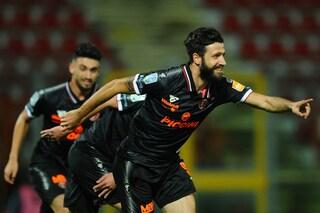Serie B, il Perugia batte il Pescara 3-1 nel segno di Iemmello e vola al secondo posto