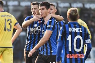 Le pagelle di Atalanta-Verona: Papu Gomez testa e cuore, errore decisivo di Dawidowicz