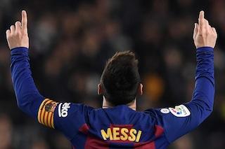 Champions League, il re del dribbling è Leo Messi, Cristiano solo ventesimo