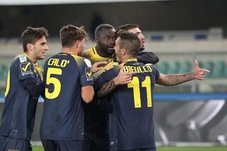 Serie B, la Juve Stabia sbanca il Bentegodi: 3-2 al Chievo