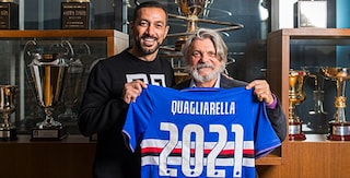Sampdoria, ufficiale il rinnovo di Quagliarella: l'attaccante ha firmato fino al 2021