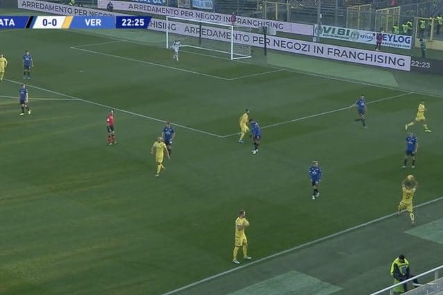 Atalanta-Verona 3-2: video, gol e highlights della partita di Serie A
