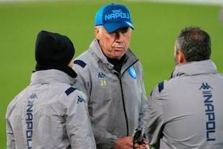 Perché Ancelotti rischia? A Napoli la media punti è (quasi) la peggiore della carriera