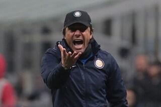"""Inter, Conte: """"Orgogliosi del primo posto. Vidal? Mi ha sempre dato tutto"""""""