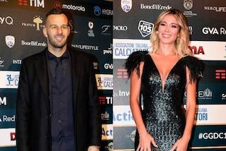 """Handanovic ancora miglior portiere, Diletta Leotta non lo sa: """"Vedo che sei ben informata"""""""