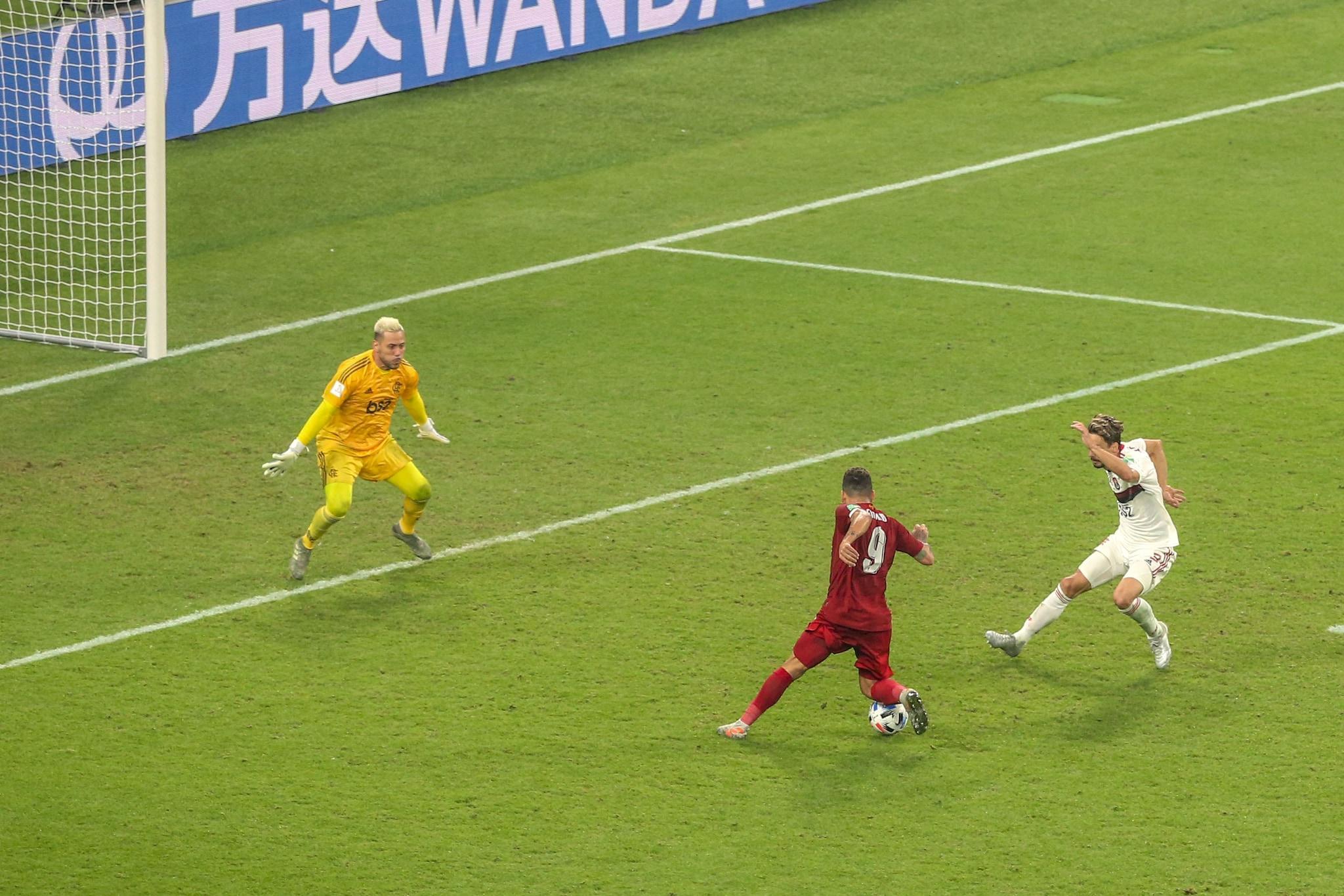 Il gol vittoria di Firmino.
