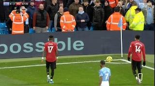 Arrestato per razzismo il tifoso del Manchester City che aveva insultato Fred dello United