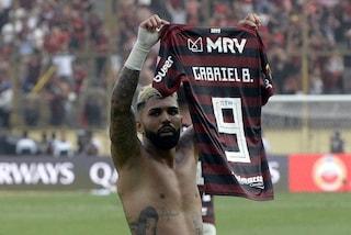 """Flamengo, la confessione di Gabigol: """"Ho passato momenti difficili, non mi sono arreso"""""""