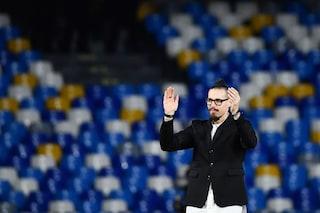 Marek Hamsik premiato al San Paolo, Napoli omaggia l'ex capitano
