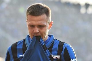 Atalanta: infortunio Ilicic, in dubbio per la decisiva sfida di Champions con lo Shakhtar