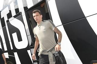 Mario Mandzukic al Milan, scende in campo Zvonimir Boban