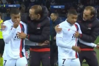 Mbappé come Ronaldo: viene sostituito, la prende male e ignora il tecnico
