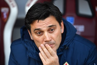 Fiorentina, 4 sconfitte consecutive in Serie A: Montella confermato (per ora)