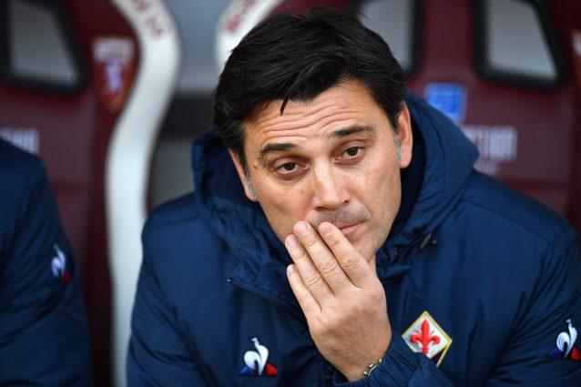 Fiorentina, esonerato Montella: è ufficiale