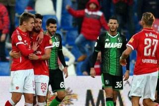 Coppa Italia: strepitoso Perugia, batte il Sassuolo e si regala il Napoli agli ottavi