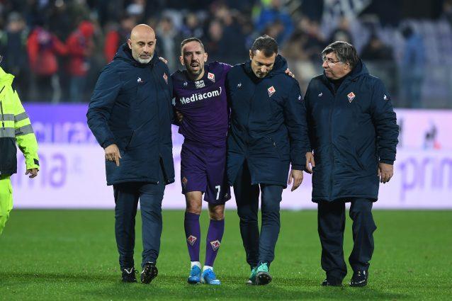 Ribéry operato, tornerà fra 10 settimane