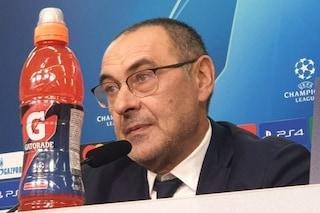 """Bayer-Juve, Sarri: """"Voglio vedere una grande mentalità, applicazione e motivazione"""""""