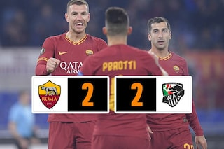 Europa League, tra Roma e Wolfsberger finisce 2-2: giallorossi ai sedicesimi