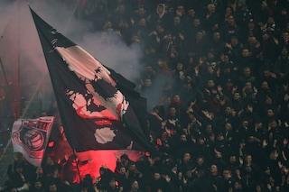 Il tifoso del Milan accoltellato a Bologna non è in pericolo di vita