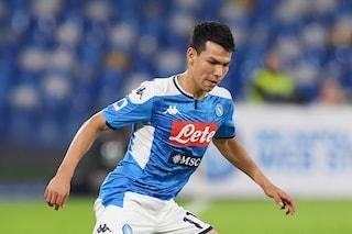 Udinese-Napoli, ultimissime notizie sulle formazioni: attacco con Lozano e Mertens
