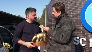 "Napoli, Gattuso: ""Presi gol assurdi, serve andare tutti da San Gennaro"""