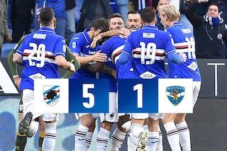 Serie A, i risultati: Sampdoria ok in rimonta, vincono Torino e Fiorentina
