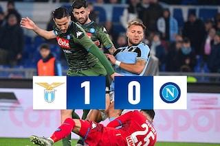 Lazio-Napoli 1-0: Ospina condanna i partenopei, Inzaghi vede la vetta