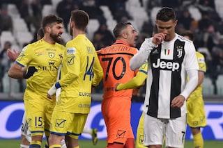 """Stefano Sorrentino si ritira: """"Ronaldo l'attaccante più forte ma non mi hai fatto gol"""""""