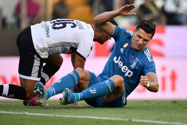 Juventus–Parma e le partite di calcio in tv oggi