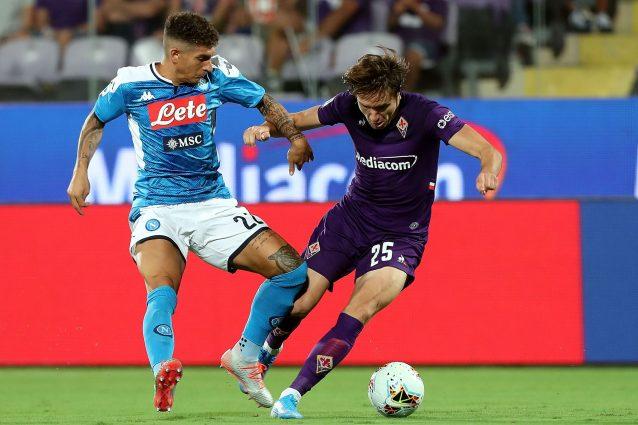 Napoli–Fiorentina in diretta tv e streaming su DAZN e DAZN1