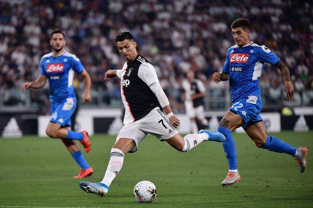Calcio In Tv Oggi E Stasera Inter Cagliari Su Dazn Roma Lazio E Napoli Juventus Su Sky