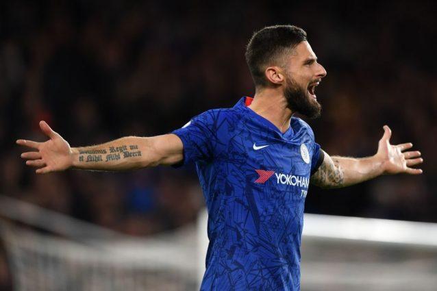 Calciomercato Inter, Giroud può arrivare: Lampard lo ha liberato