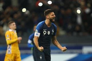 """Calciomercato Inter, Lampard saluta Giroud: """"È stato un grande professionista qui"""""""