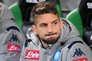 Calciomercato Roma, piace Mertens ma le sue richieste spaventano i giallorossi
