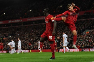 Liverpool-Sheffield 2-0, Salah e Mané per l'undicesima vittoria consecutiva