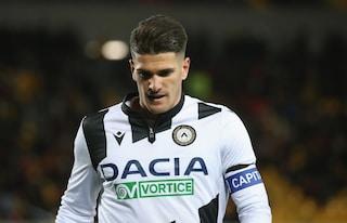 L'Udinese espugna Lecce, decide un gran gol di De Paul