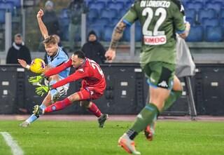 Le pagelle di Lazio-Napoli 1-0: Ospina da incubo, Ciro Immobile decisivo